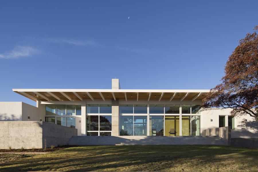 modern home by DCA Austin