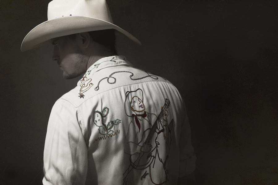 Cowboy fashion shoot