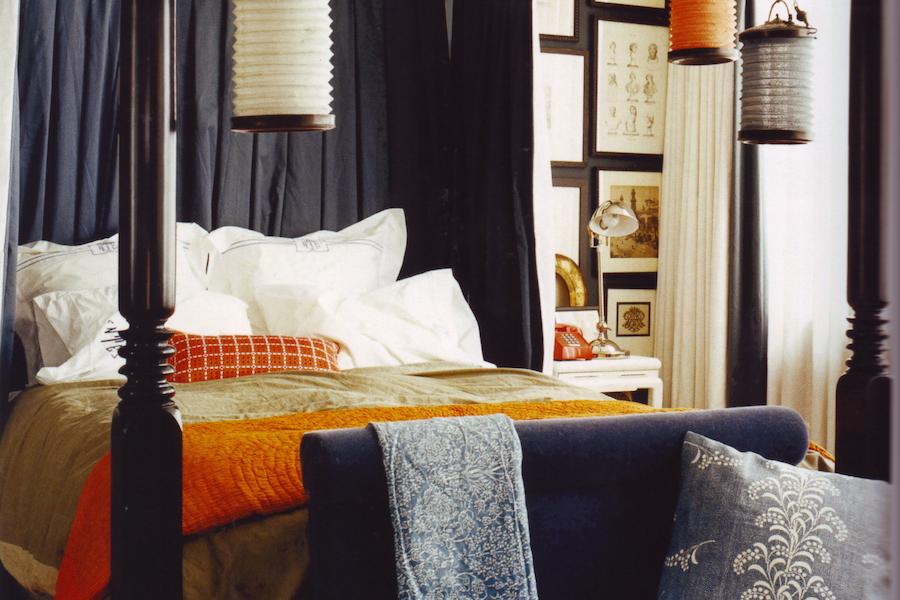 masculine interior design eclectic